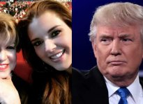 El descargo de Alicia Machado y su madre contra Donald Trump