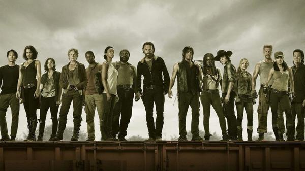 """The Walking Dead"" arrasa con el rating en FOX"