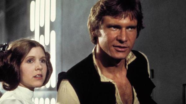 "Murió Carrie Fisher, la princesa Leia en ""Star Wars"""