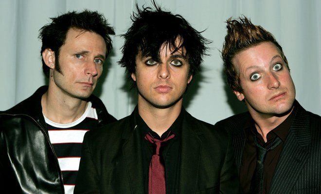 Green Day regresa a Chile en noviembre
