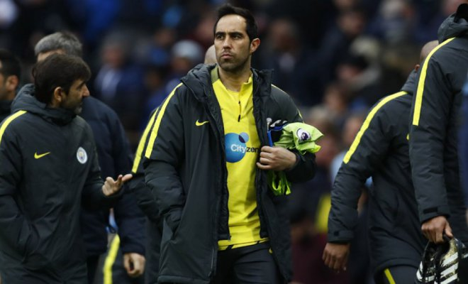 Manchester City de Claudio Bravo sigue imparable en la Premier League