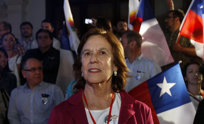 "Directiva DC pide que Mariana Aylwin ""sincere"" si quiere irse a Chile Vamos"