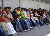 Balance: 125.578 migrantes inscritos en regularización, de 300.000 estimados