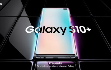 ¡Imperdible, ya llegó a Chile Samsung Galaxy S10!