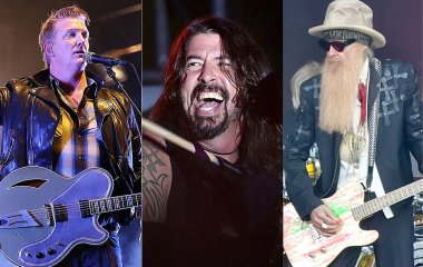 Queens of the Stone Age alista nuevo álbum con Dave Grohl y Billy Gibbons